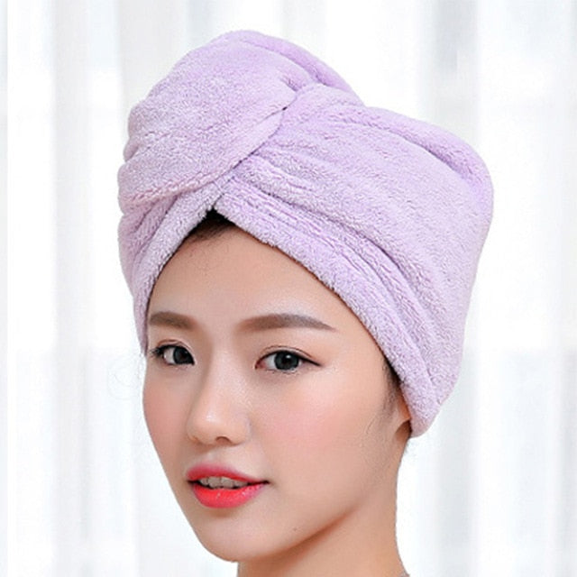 Hair Towel Large Size