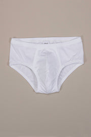 brief white