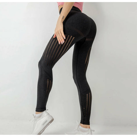 Enhance Leggings w/ Airflow Technology