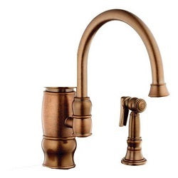 Belle Foret Kitchen Faucet 4 Parts