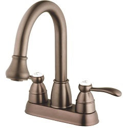 Belle Foret Bath Faucet 4 Parts
