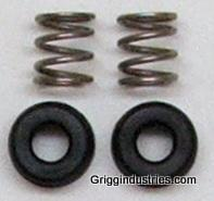 Price Pfister Seats And Springs For Peerless, Delta, And Delex PEE-DL-8