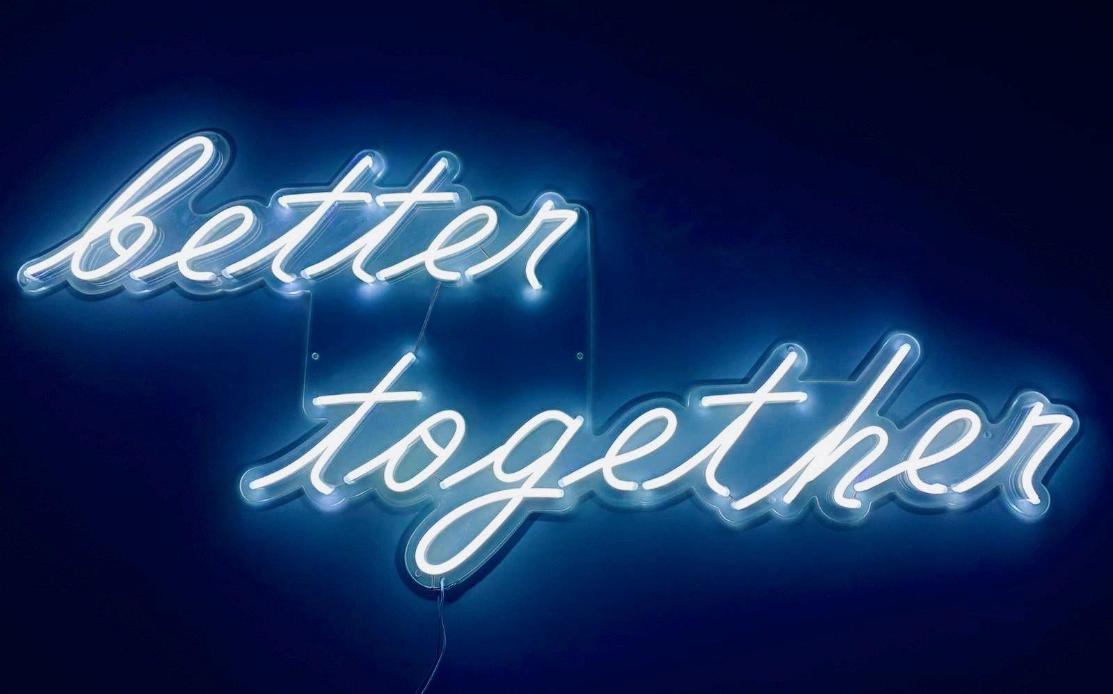Neon LED better together #NEONlookED - BuySam