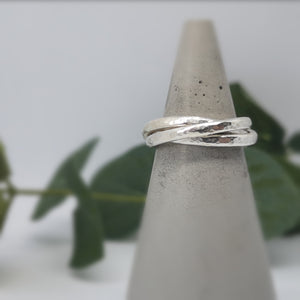 Russian Ring  l  Eco Silver