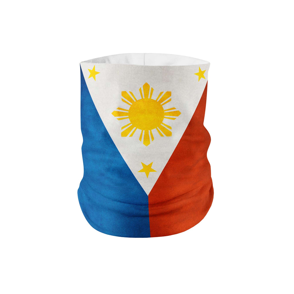 Filipino Flag Neck Gaiter - My E Three