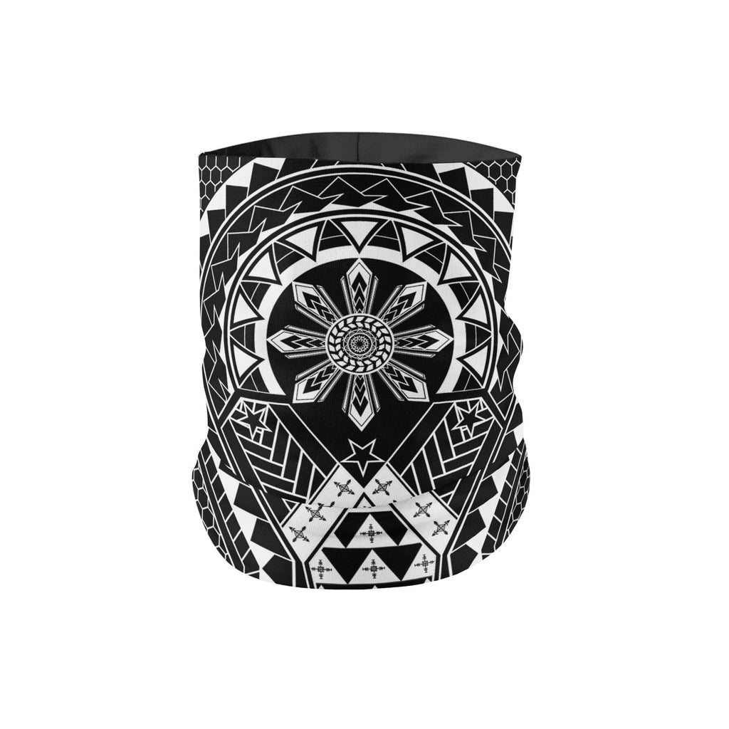 Batok - Tatak Filipino Tribal Tatoo Neck Gaiter - My E Three