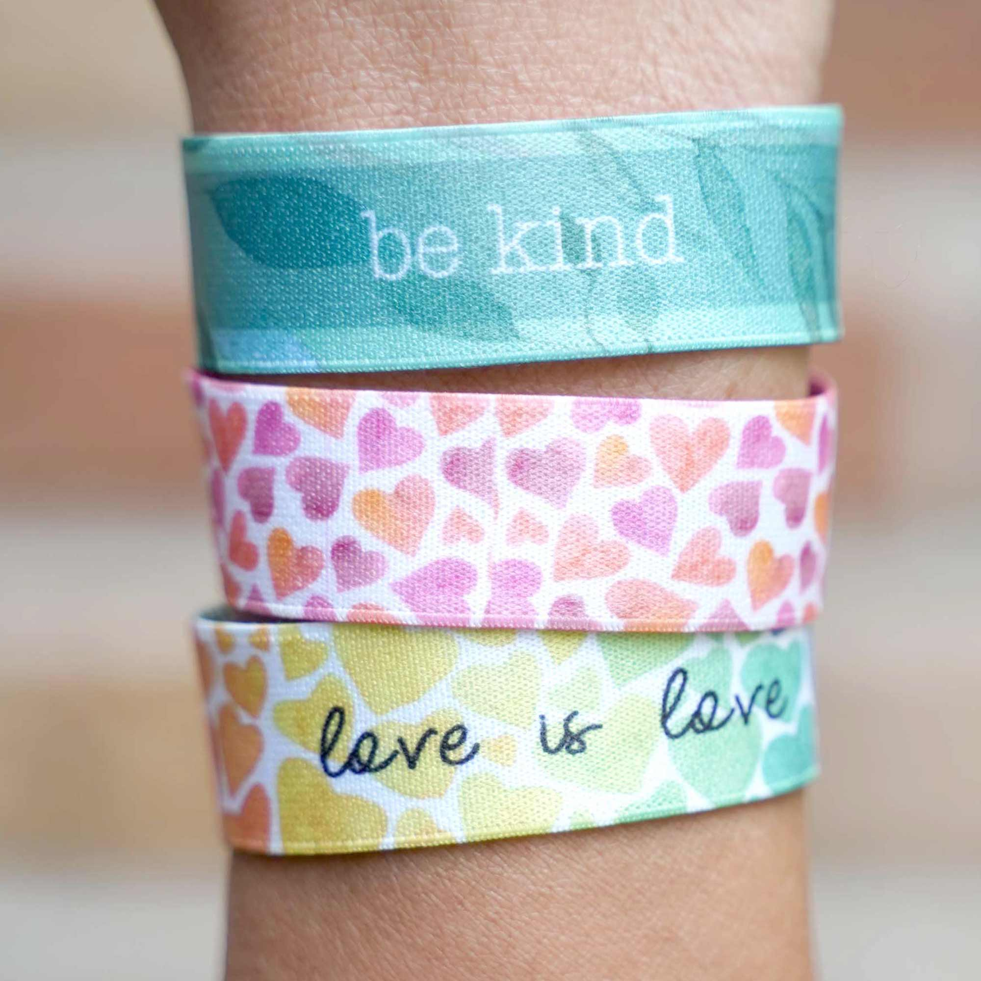 """Be Kind"" - My E Three"