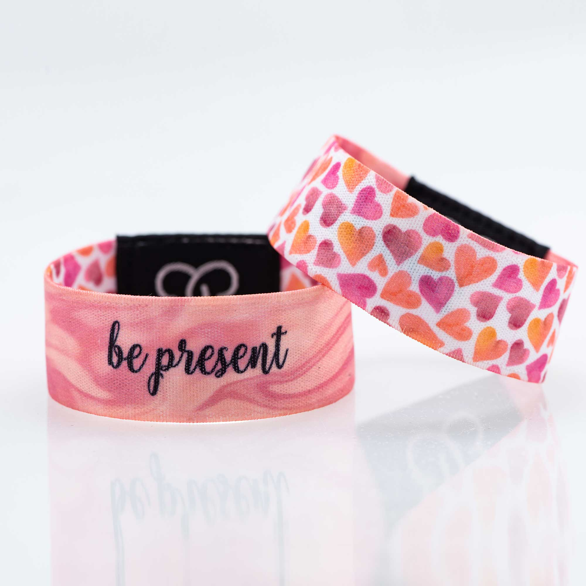 """Be Present""Wristbands - My E Three"