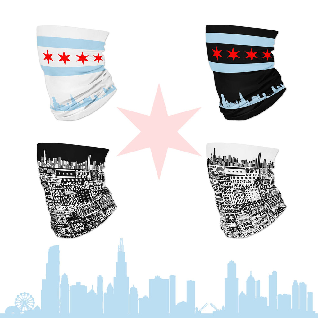 Chicago 4 Pack - My E Three