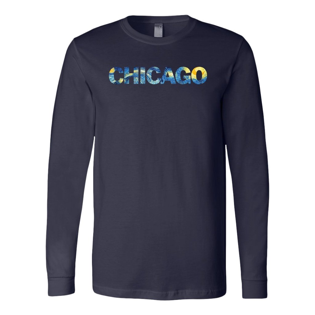 ChicaGOGH Long SleeveT-shirt - My E Three