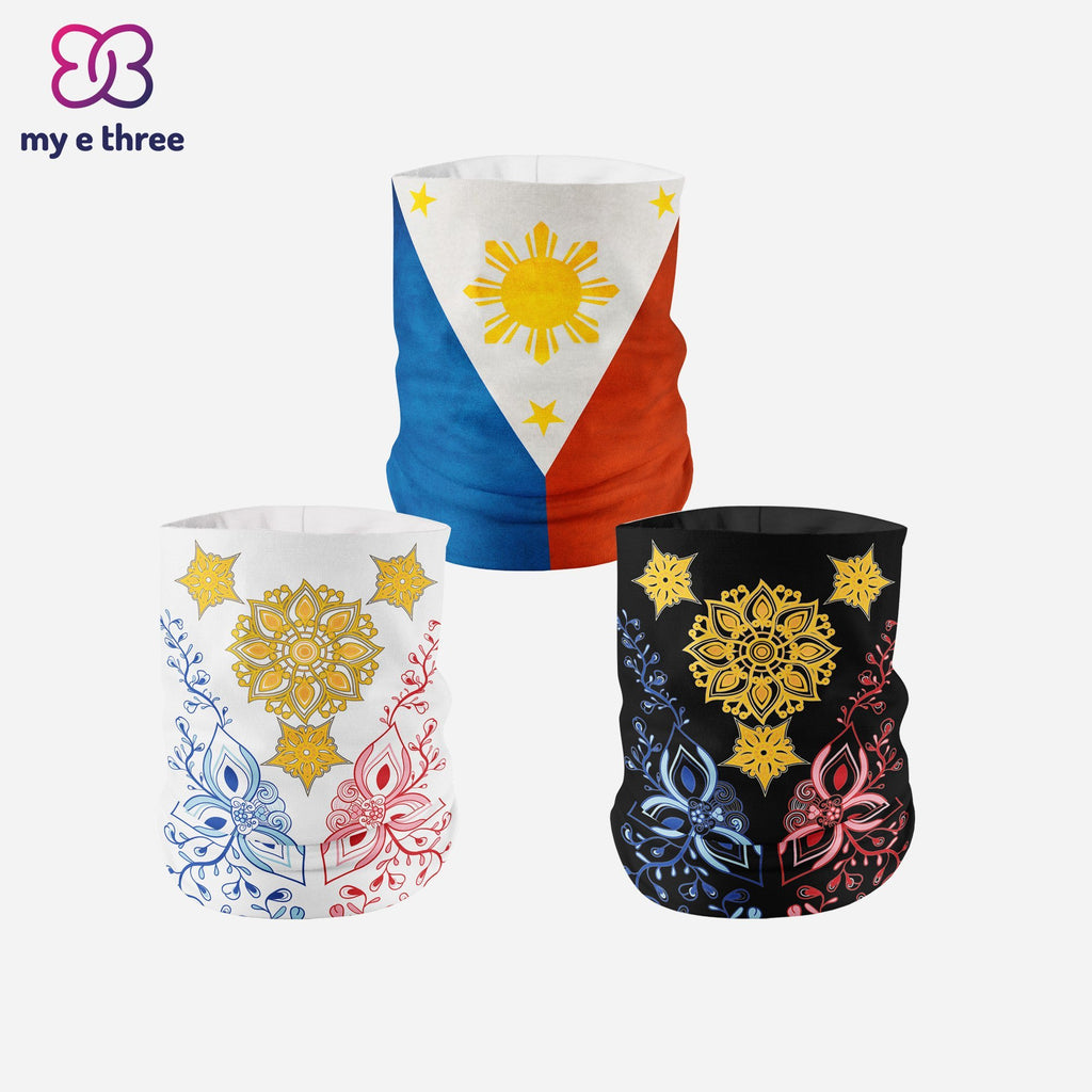 Floral Pinay 3 Pack - My E Three