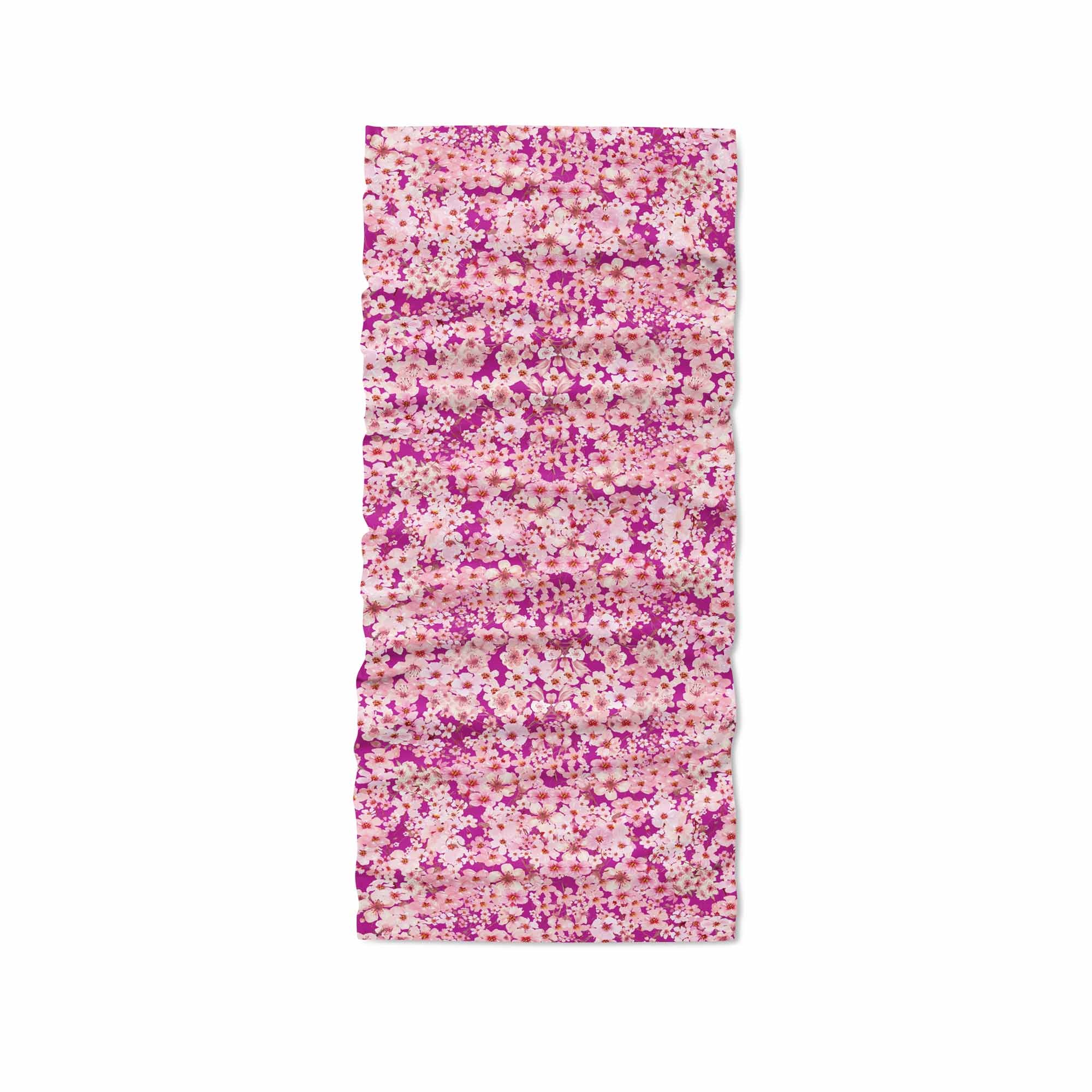 KIDS Cherry Blossom Neck Gaiter - My E Three