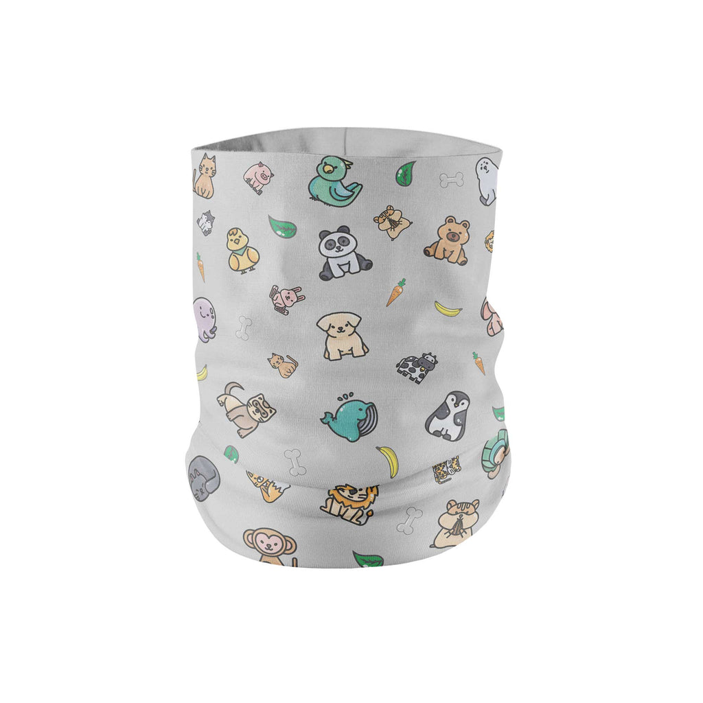KIDS Cute Animal Neck Gaiter - My E Three
