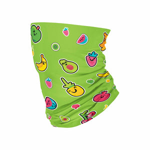 KIDS Fruits Neck Gaiter - My E Three