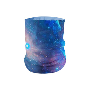 Galaxy NASA Space Neck Gaiter fits Kids, Youth and Petite - My E Three