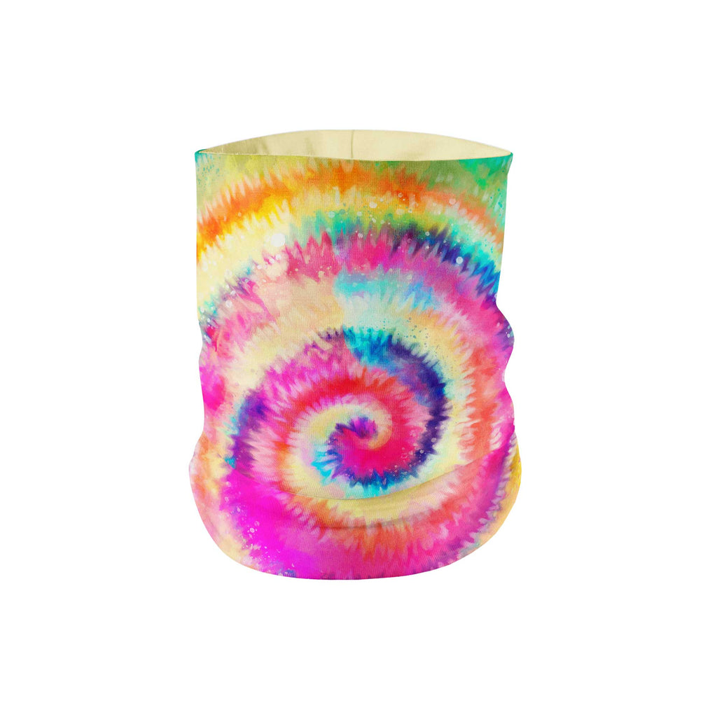 Tie Dye Neck Gaiter fits Kids, Youth and Petite - My E Three
