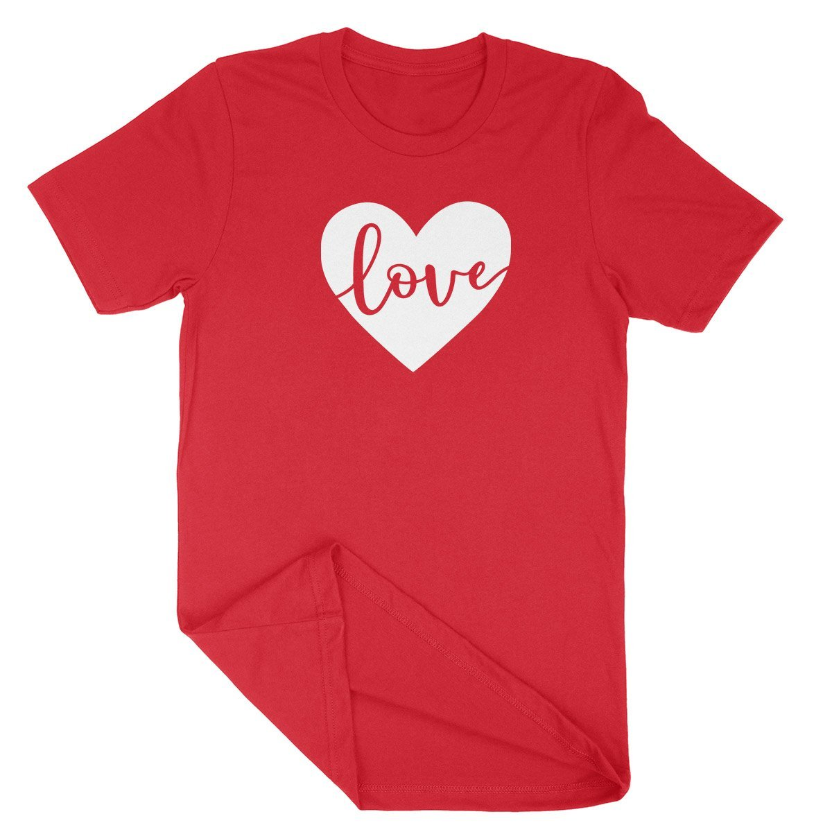 Love Heart - T ShirtT-shirt - My E Three