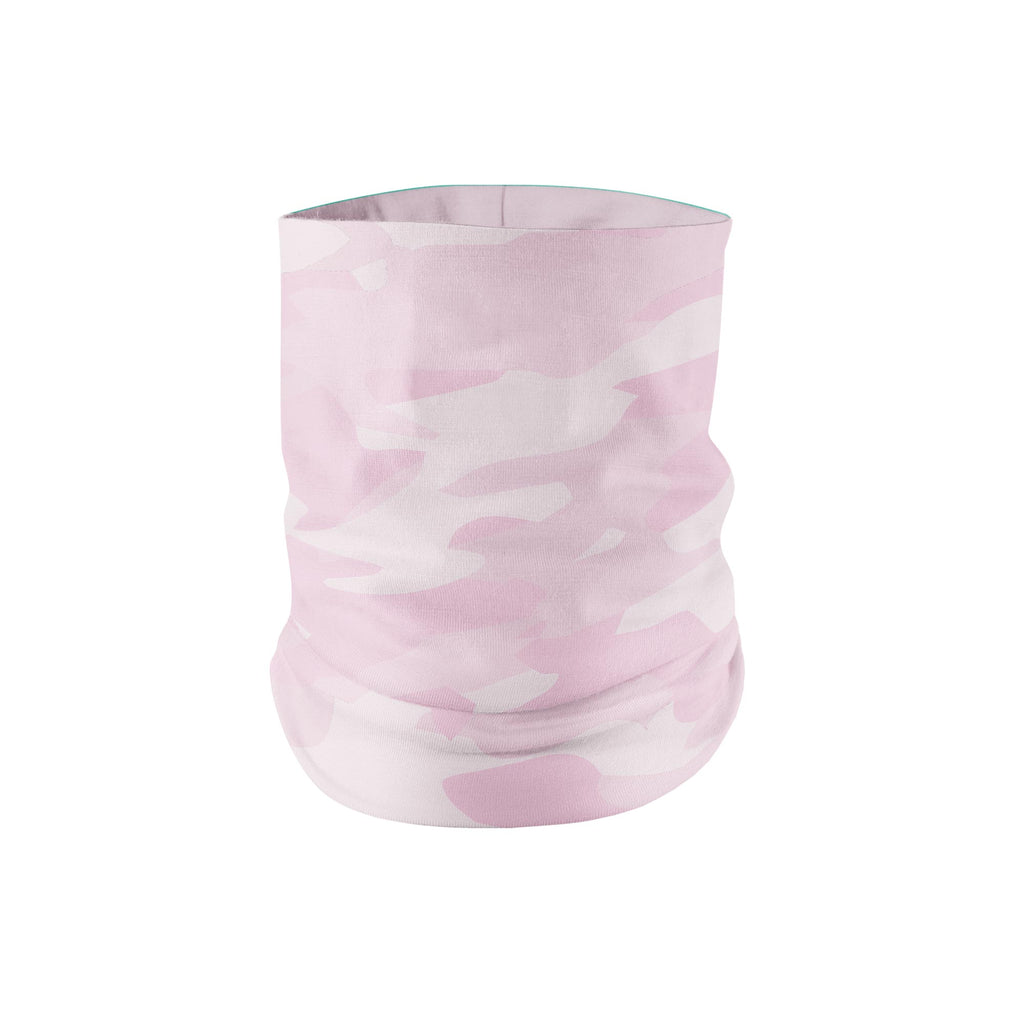Pink Camo Neck Gaiter - My E Three