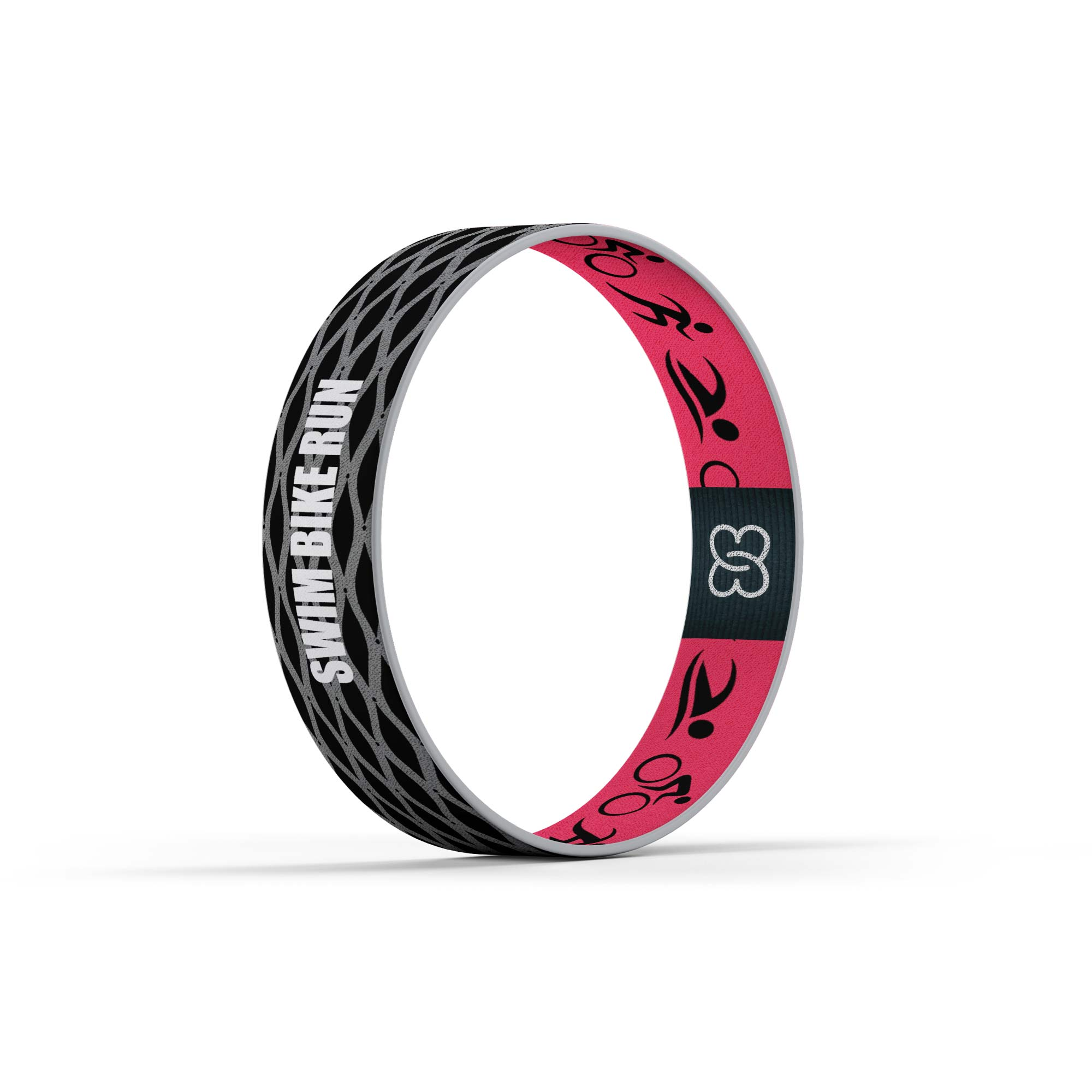 Swim Bike RunWristbands - My E Three