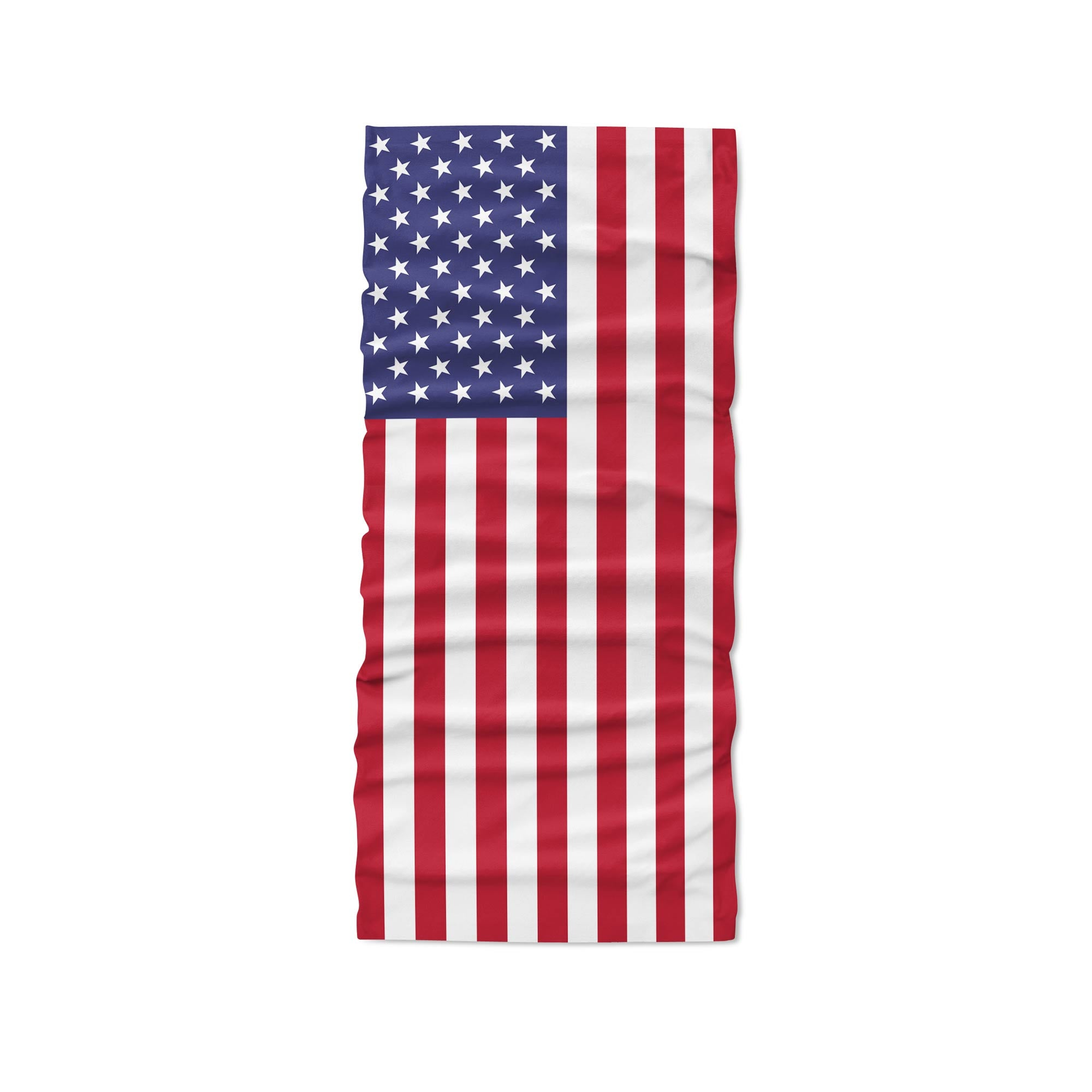 USA flag Neck Gaiter - My E Three