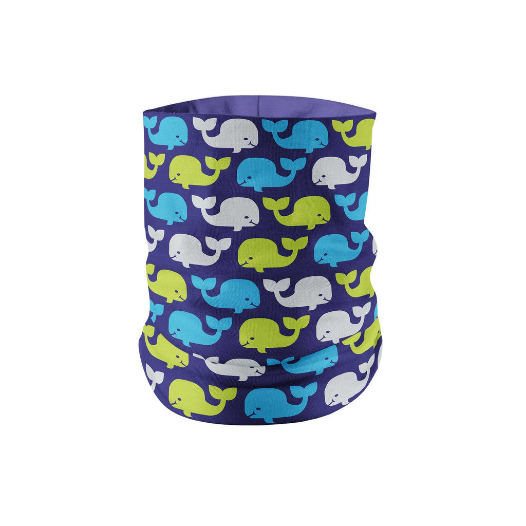 Whale Neck Gaiter fits Kids, Youth and Petite - My E Three
