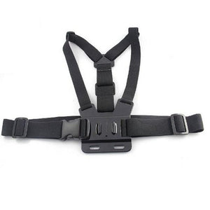 Chest Strap mount belt for Gopro hero 7 6 5 Xiaomi yi 4K Action camera Chest Mount Harness for GoPro SJCAM SJ4000 sport cam fix