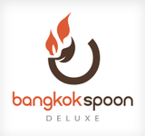 Bangkok Spoon Logo Take out delivery