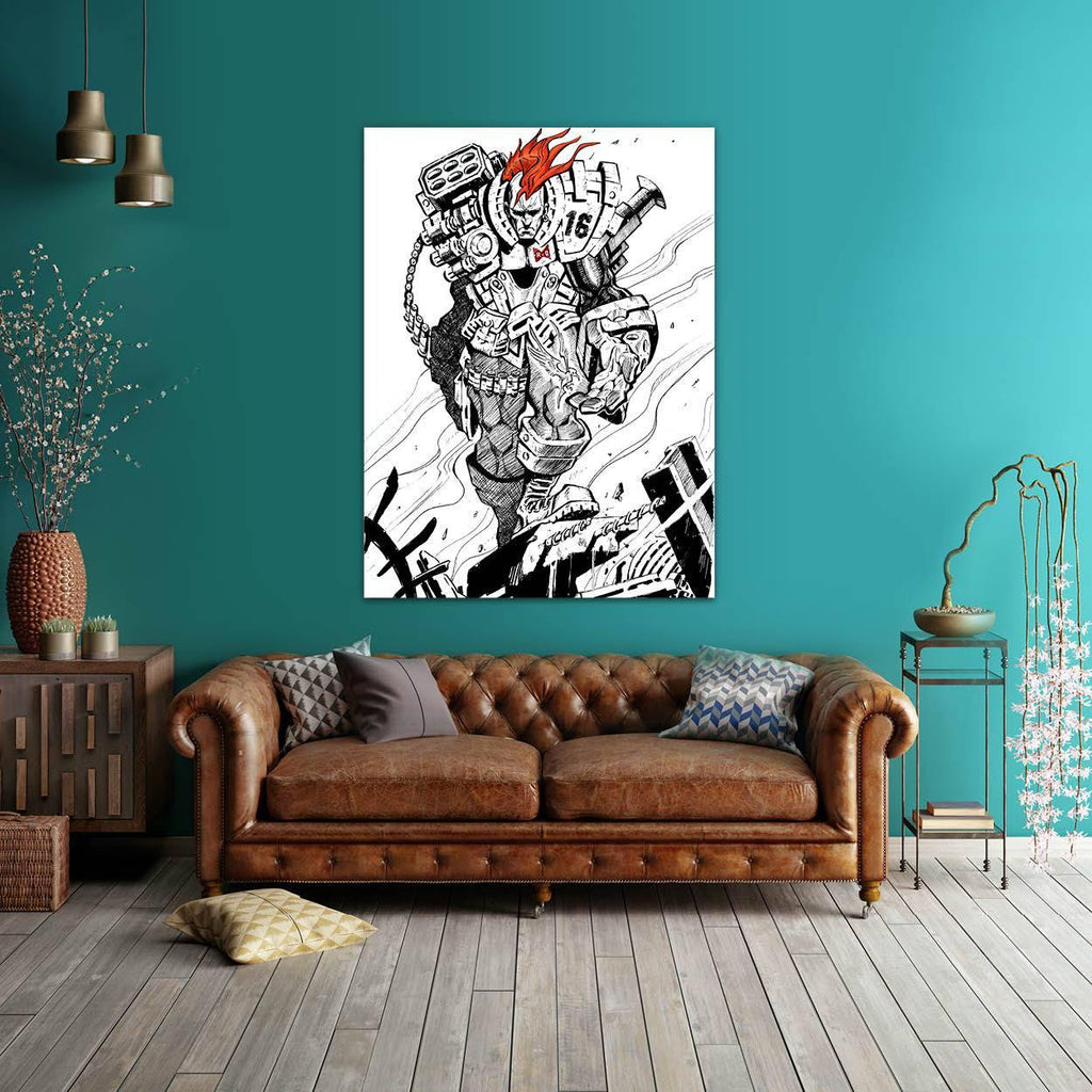 ANDROID (Dragonball Z) - PerfectArtShop