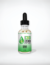 Load image into Gallery viewer, CBD Zero Tincture/Oil