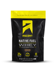 Ascent Native Fuel - Whey Protein  2LB