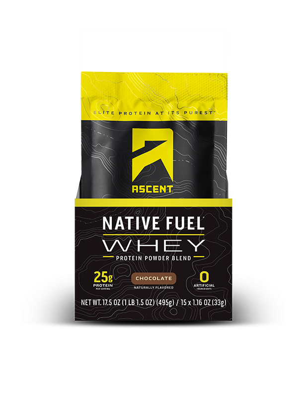 Ascent Native Whey  Bundle (1 Week)