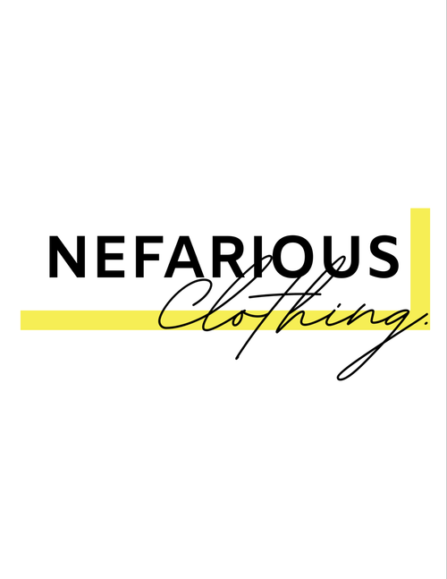 Nefarious Clothing Canada
