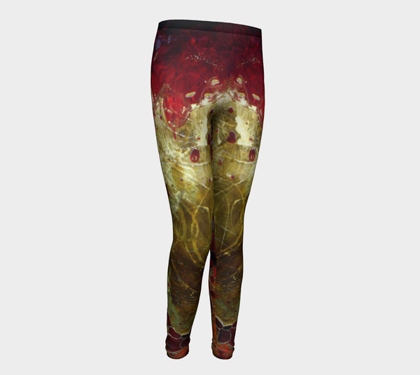 Madrid Youth Leggings
