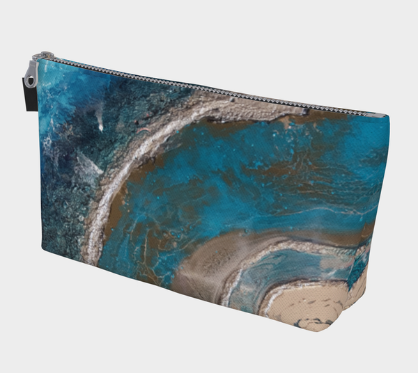 Arctic Makeup Bag