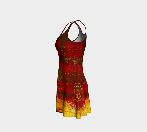 España Flare Dress