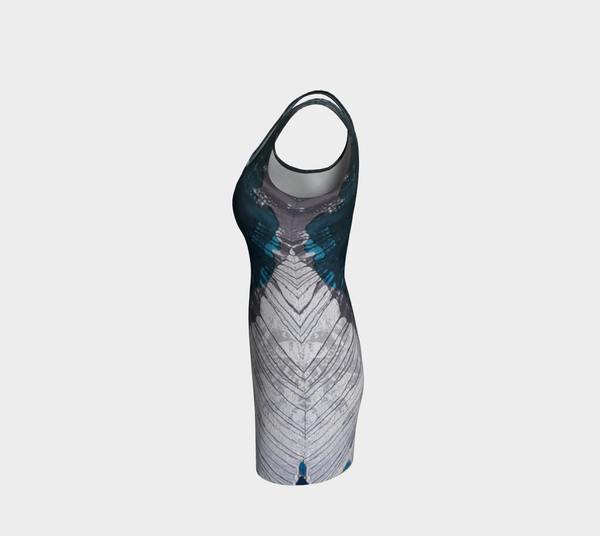 Valldemossa Bodycon Dress 2