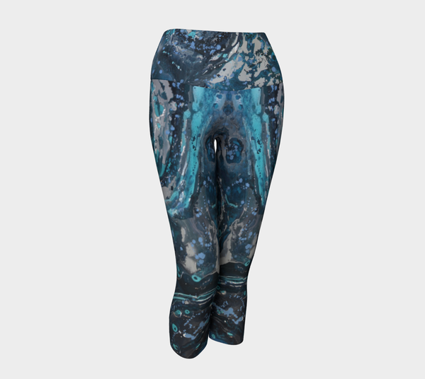 Puddle Yoga Capris