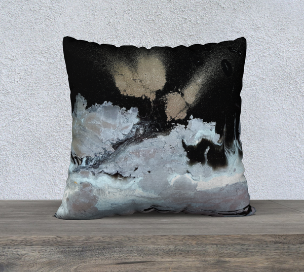 "Stardust 22""x22"" Pillow Case"