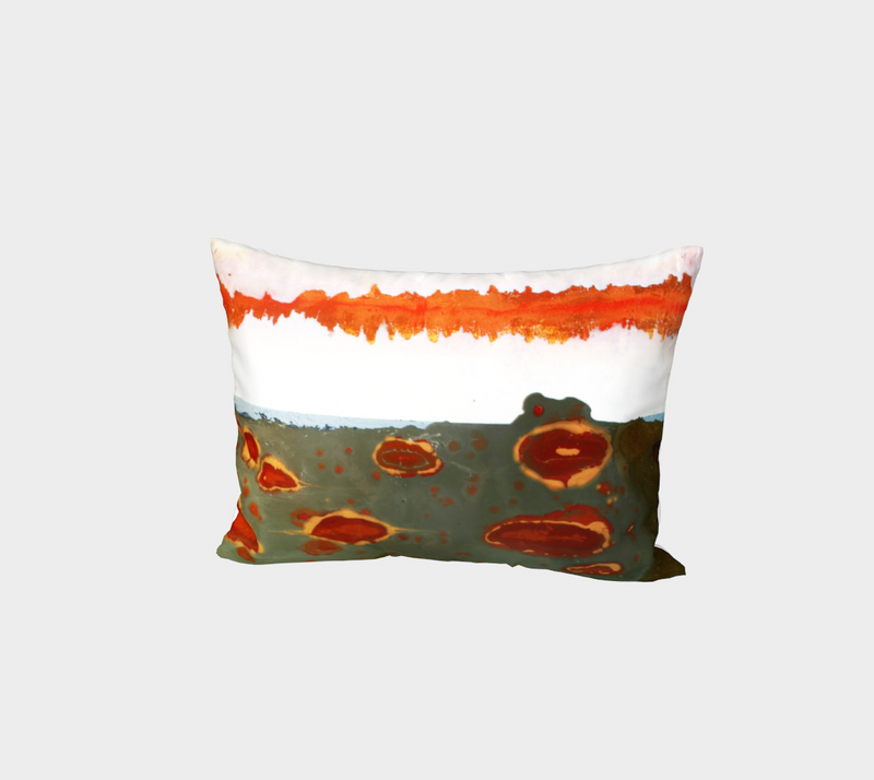 Amoeba Bed Pillow Sham