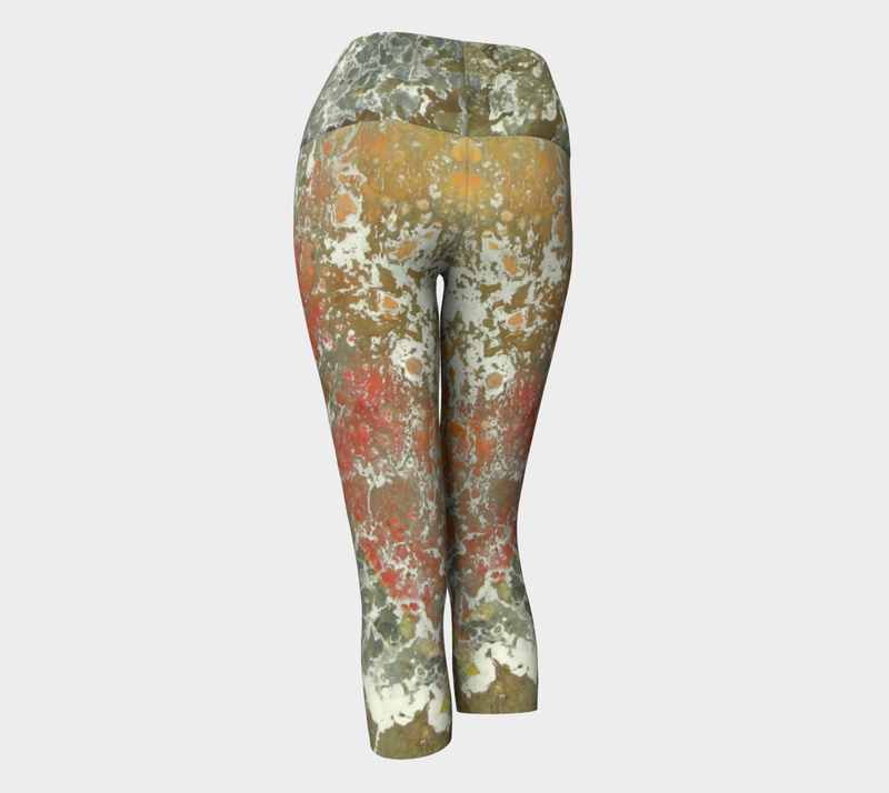 Mercury Yoga Capris