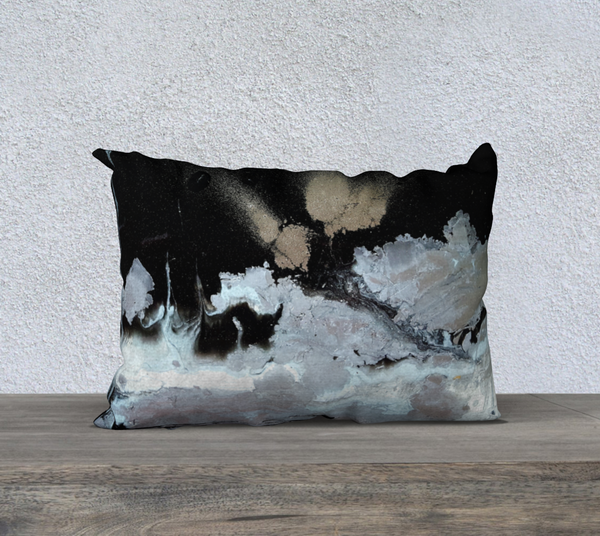 "Stardust 20""x14"" Pillow Case"