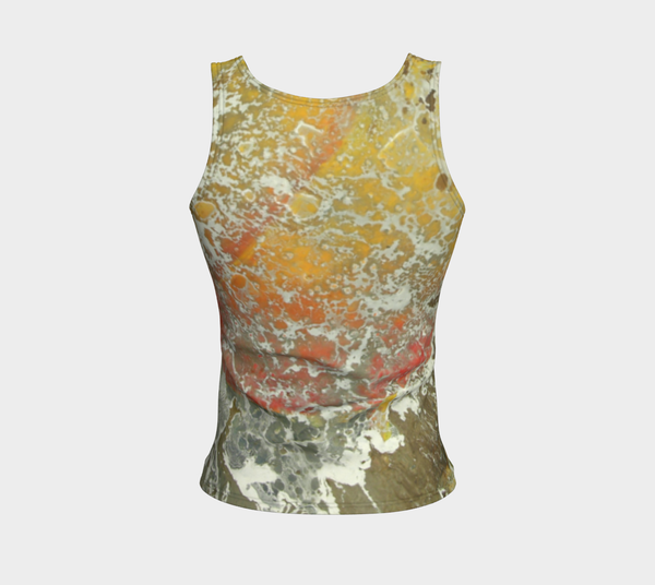 Florence Fitted Tank Top (Regular)