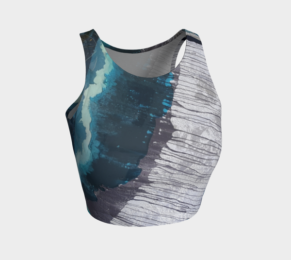 Valldemossa Athletic Crop Top