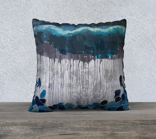 "Valldemossa 22""x22"" Pillow Case"
