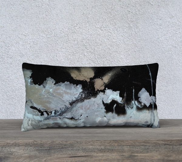 "Stardust 24""x12"" Pillow Case"