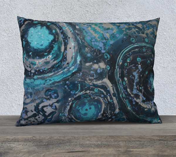 "Puddle 26""x20"" Pillow Case"