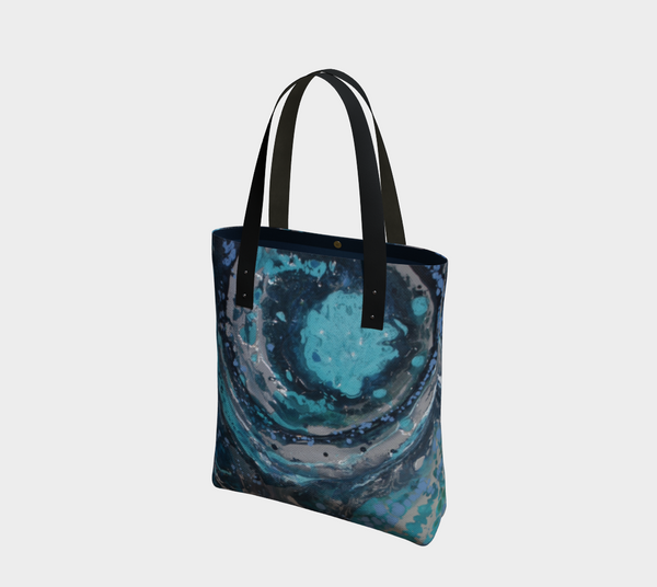 Puddle Tote Bag