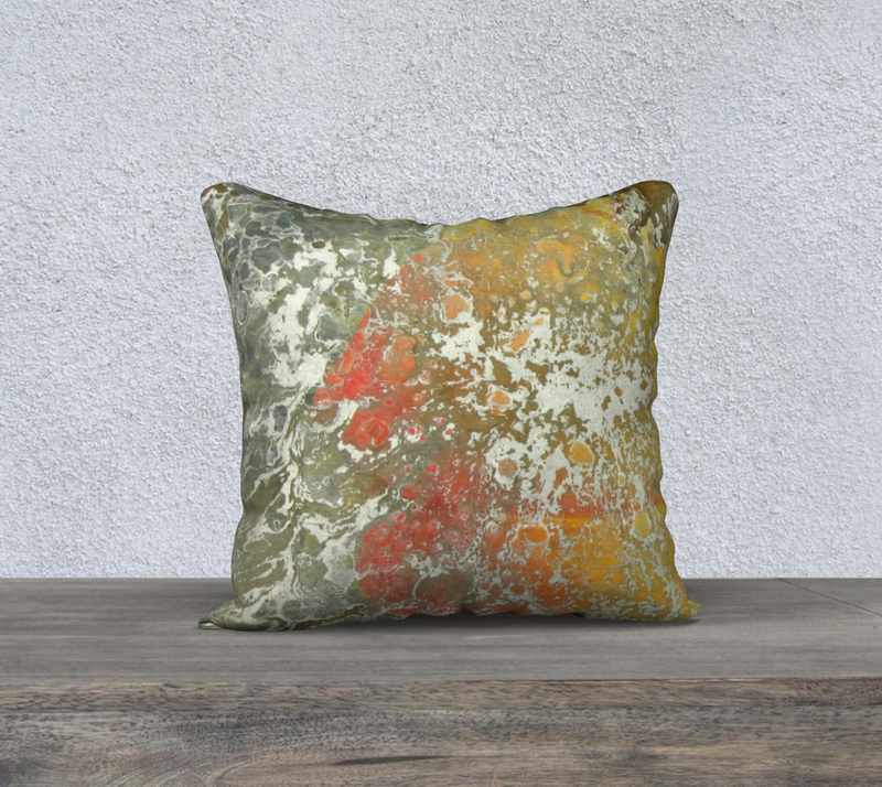 "Florence 18""x18"" Pillow Case"