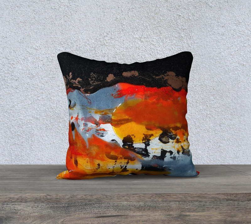 "Ibiza 18""x18"" Pillow Case"