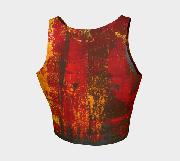 España Athletic Crop Top